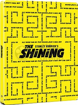 THE SHINING Steelbook™ Limited Collector's Edition + Gift Steelbook's™ foil