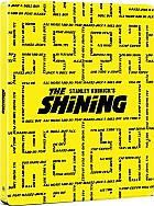 THE SHINING Steelbook™ Limited Collector's Edition + Gift Steelbook's™ foil (4K Ultra HD + Blu-ray)