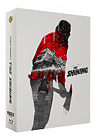 BLACK BARONS #24 THE SHINING FullSlip XL + Lenticular 3D Magnet Steelbook™ Limited Collector's Edition - numbered (4K Ultra HD + Blu-ray)