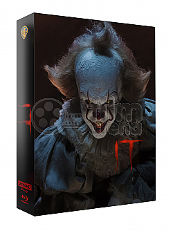 BLACK BARONS #23 Stephen King's IT (2017) Lenticular 3D FullSlip XL Steelbook™ Limited Collector's Edition - numbered