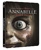 ANNABELLE COMES HOME Steelbook™ Limited Collector's Edition + Gift Steelbook's™ foil (Blu-ray)