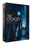 BLACK BARONS #25 THE EXORCIST Lenticular 3D FullSlip XL Steelbook™ Extended director's cut Limited Collector's Edition - numbered (Blu-ray)