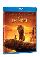 THE LION KING (2019) (Blu-ray)