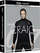 James Bond DANIEL CRAIG Collection (4 4K Ultra HD + 4 Blu-ray)