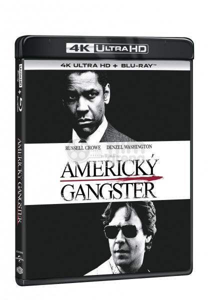 American Gangster 4k Ultra Hd Blu Ray