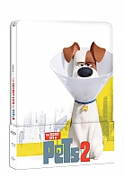 THE SECRET LIFE OF PETS 2 Steelbook™ Limited Collector's Edition + Gift Steelbook's™ foil (4K Ultra HD + Blu-ray)