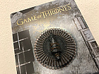 Game of Thrones: The Complete Eight Season Steelbook™ Collection Limited Collector's Edition + Gift Steelbook's™ foil