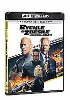 Fast & Furious Presents: Hobbs & Shaw (4K Ultra HD + Blu-ray)
