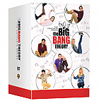 Big Bang Theory Season 1 - 12 Collection (36 DVD)