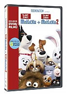 The Secret Life of Pets 1 + 2 Collection (2 DVD)