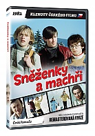 Sněženky a machři Remastered Edition (DVD)