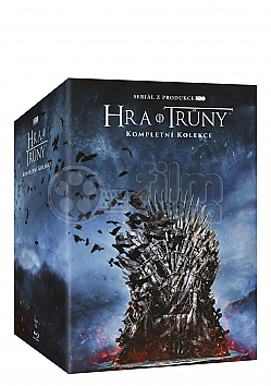 Game of Thrones: The Complete 1 - 8 Season Collection Limited Collector's Edition Gift Set