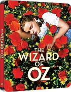 Wizard Of Oz Steelbook™ Limited Collector's Edition + Gift Steelbook's™ foil (4K Ultra HD + Blu-ray)