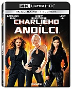 Charlie's Angels (4K Ultra HD + Blu-ray)