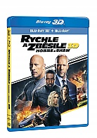 Fast & Furious Presents: Hobbs & Shaw (Blu-ray 3D + Blu-ray)