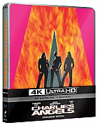 Charlie's Angels Steelbook™ Limited Collector's Edition + Gift Steelbook's™ foil (4K Ultra HD + Blu-ray)