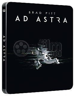 Ad Astra Steelbook™ Limited Collector's Edition + Gift Steelbook's™ foil
