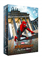 FAC #128 SPIDER-MAN: Far From Home DOUBLE 3D LENTICULAR FULLSLIP XL Edition #2 WEA Exclusive Steelbook™ Limited Collector's Edition - numbered (Blu-ray 3D + 2 Blu-ray)