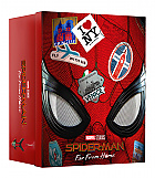 FAC #128 SPIDER-MAN: Far From Home MANIACS Collector's BOX (featuring E1 + E2 + E3 + E5) EDITION #4 WEA Exclusive Steelbook™ Limited Collector's Edition - numbered (4K Ultra HD + 4 Blu-ray 3D + 8 Blu-ray)
