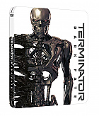 TERMINATOR: Dark Fate Steelbook™ Limited Collector's Edition + Gift Steelbook's™ foil (4K Ultra HD + Blu-ray)