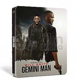GEMINI MAN Steelbook™ Limited Collector's Edition + Gift Steelbook's™ foil
