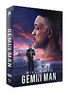 FAC #143 GEMINI MAN FullSlip XL + Lenticular 3D Magnet Steelbook™ Limited Collector's Edition - numbered (4K Ultra HD + Blu-ray)