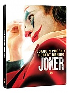JOKER WWA Dolby Version Generic Steelbook™ Limited Collector's Edition + Gift Steelbook's™ foil (4K Ultra HD + Blu-ray)