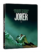 JOKER WWA Teaser Version Steelbook™ Limited Collector's Edition + Gift Steelbook's™ foil (Blu-ray)