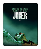 JOKER WWA Teaser Version Steelbook™ Limited Collector's Edition + Gift Steelbook's™ foil