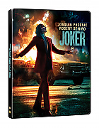 JOKER WWA IMAX Version Steelbook™ Limited Collector's Edition + Gift Steelbook's™ foil (Blu-ray)