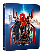 FAC #128 SPIDER-MAN: Far From Home + Lenticular 3D magnet WEA Exclusive unnumbered EDITION #5B Steelbook™ Limited Collector's Edition (Blu-ray 3D + 2 Blu-ray)