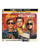 ONCE UPON A TIME IN HOLLYWOOD - VINYL EDITION - Limited Collector's Edition Gift Set (4K Ultra HD + Blu-ray)