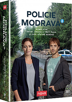 POLICIE MODRAVA 1 - 3 Collection
