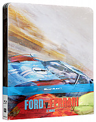 Ford v. Ferrari Steelbook™ Limited Collector's Edition + Gift Steelbook's™ foil (Blu-ray)