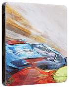 Ford v. Ferrari Steelbook™ Limited Collector's Edition + Gift Steelbook's™ foil