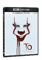 TO KAPITOLA 2 (Stephen King's IT: CHAPTER TWO) (2019) (4K Ultra HD + Blu-ray)