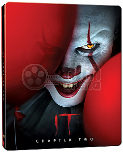 Stephen King's IT: CHAPTER TWO (2019) Steelbook™ Limited Collector's Edition + Gift Steelbook's™ foil