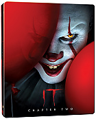 Stephen King's IT: CHAPTER TWO (2019) Steelbook™ Limited Collector's Edition + Gift Steelbook's™ foil (2 Blu-ray)