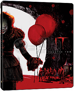 Stephen King's IT: CHAPTER TWO (2019) Steelbook™ Limited Collector's Edition