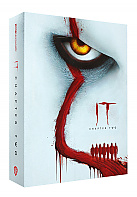 BLACK BARONS #26 Stephen King's IT CHAPTER TWO (2019) FullSlip + Lenticular 3D Magnet EDITION #1 Steelbook™ Limited Collector's Edition - numbered (4K Ultra HD + 2 Blu-ray)