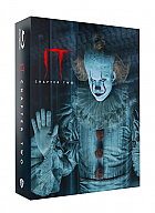 BLACK BARONS #26 Stephen King's IT CHAPTER TWO (2019) Lenticular 3D FullSlip EDITION #2 Steelbook™ Limited Collector's Edition - numbered (2 Blu-ray)
