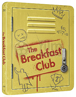 The Breakfast Club 35th Anniversary Edition + COLLECTIBLE GIFT MAGNETS Steelbook™ Limited Collector's Edition + Gift Steelbook's™ foil