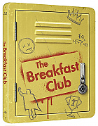 The Breakfast Club 35th Anniversary Edition + COLLECTIBLE GIFT MAGNETS Steelbook™ Limited Collector's Edition + Gift Steelbook's™ foil (Blu-ray)