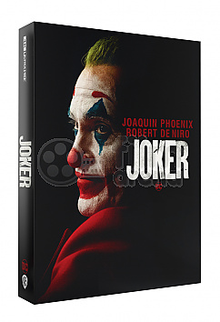 FAC #140 JOKER WWA Dolby Version Generic SteelBook FULLSLIP + LENTICULAR MAGNET Edition #1 Steelbook™ Limited Collector's Edition - numbered
