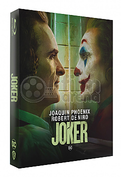 FAC #140 JOKER WWA IMAX Version SteelBook LENTICULAR 3D FULLSLIP Edition #2 Steelbook™ Limited Collector's Edition - numbered