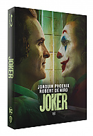 FAC #140 JOKER WWA IMAX Version SteelBook LENTICULAR 3D FULLSLIP Edition #2 Steelbook™ Limited Collector's Edition - numbered (Blu-ray)