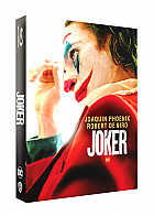 FAC #140 JOKER WWA Teaser Version SteelBook DOUBLE 3D LENTICULAR FULLSLIP Edition #3 Steelbook™ Limited Collector's Edition - numbered (Blu-ray)