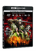 47 RONIN (4K Ultra HD + Blu-ray)