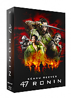 FAC #144 47 RONIN Lenticular 3D FullSlip Steelbook™ Limited Collector's Edition - numbered (4K Ultra HD + Blu-ray)