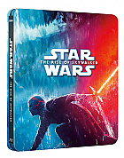 STAR WARS: The Rise of Skywalker Steelbook™ Limited Collector's Edition (2 Blu-ray)